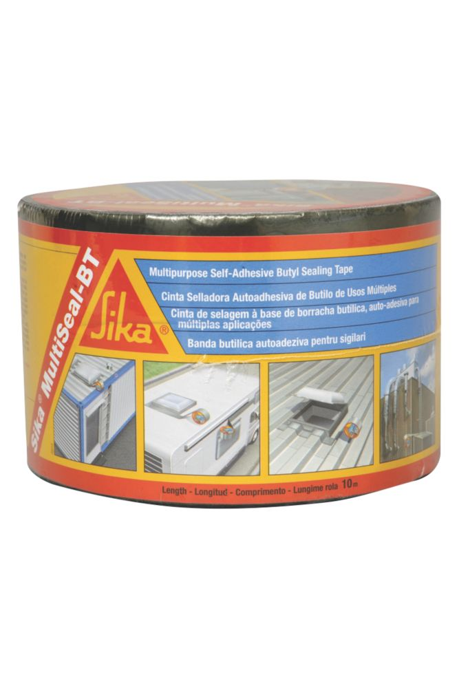 Sika Multiseal Butyl Flashing Tape 100mm x 10m