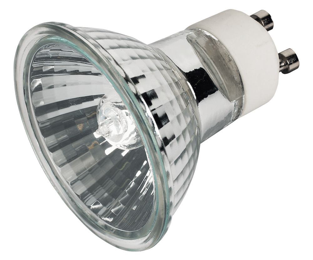 Halolite Halogen Lamp GU10 50W Pack of 5
