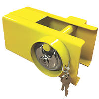 Streetwize Trailer Hitch Lock 115mm