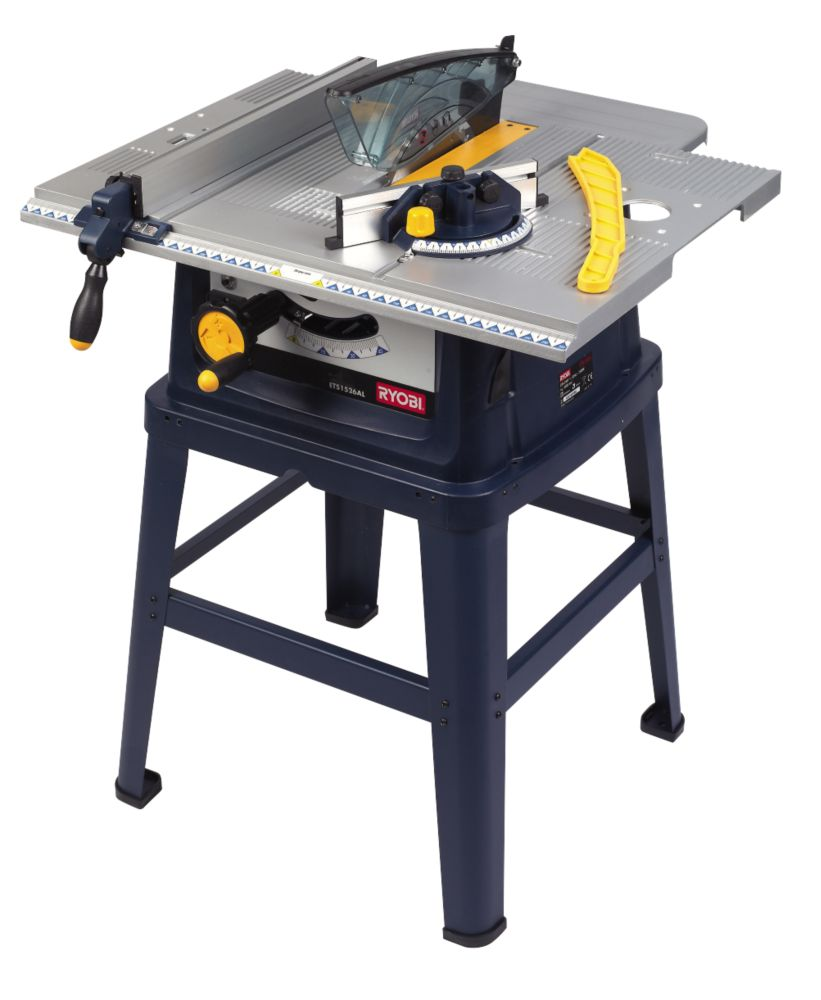 Ryobi ETS-1526AL 240V 254mm Table Saw