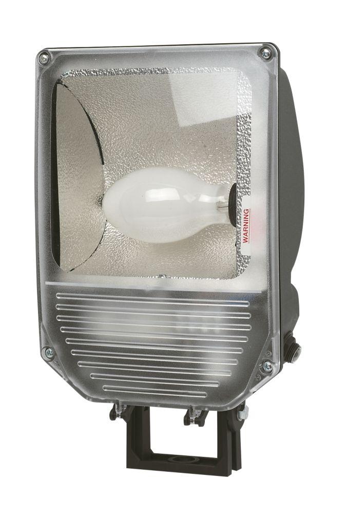 Trac Trac-Pro SON 70W Asymmetric Commercial Floodlight & Photocell