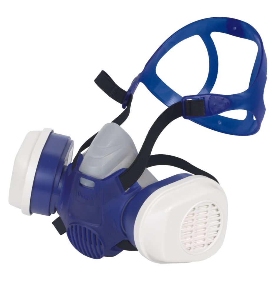 Dräger P3 Chemical Half Mask Set