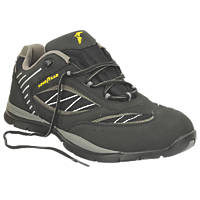 Goodyear GYSHU1512 Safety Trainers Black / Grey Size 9