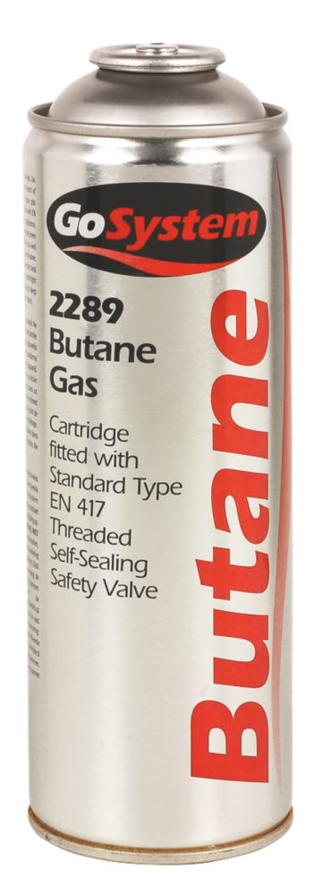 Butane Gas Cartridge 277g