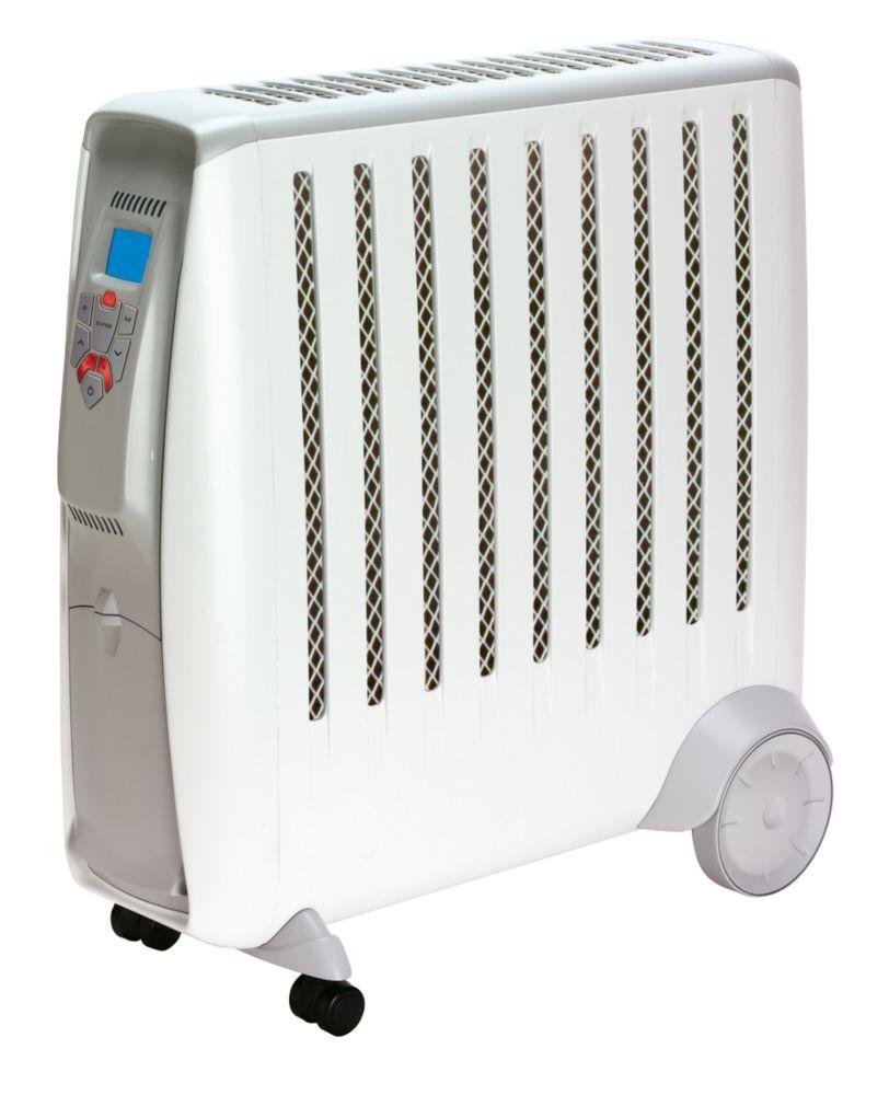 Dimplex CDE2ECC Cadiz Oil-Free Portable Radiator w/Climate Control 2kW