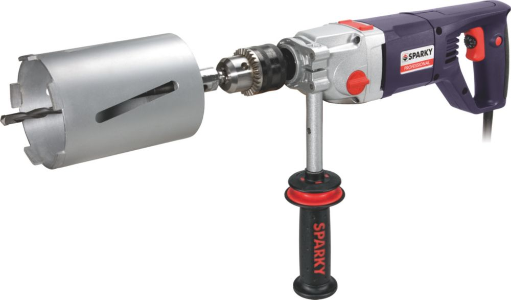 Sparky BUR2 355CE 700W Diamond Core Drill 230V