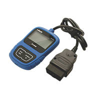 Laser Vehicle ECU Code Reader & Reset Tool