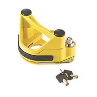 Mottez Permanent Trailer Hitch Lock 110mm