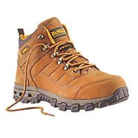 DeWalt Pro-Lite Comfort Safety Boots Brown Size 11