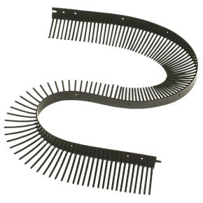 Eaves Comb Filler 1000mm 20 Pack Roofing Ventilation