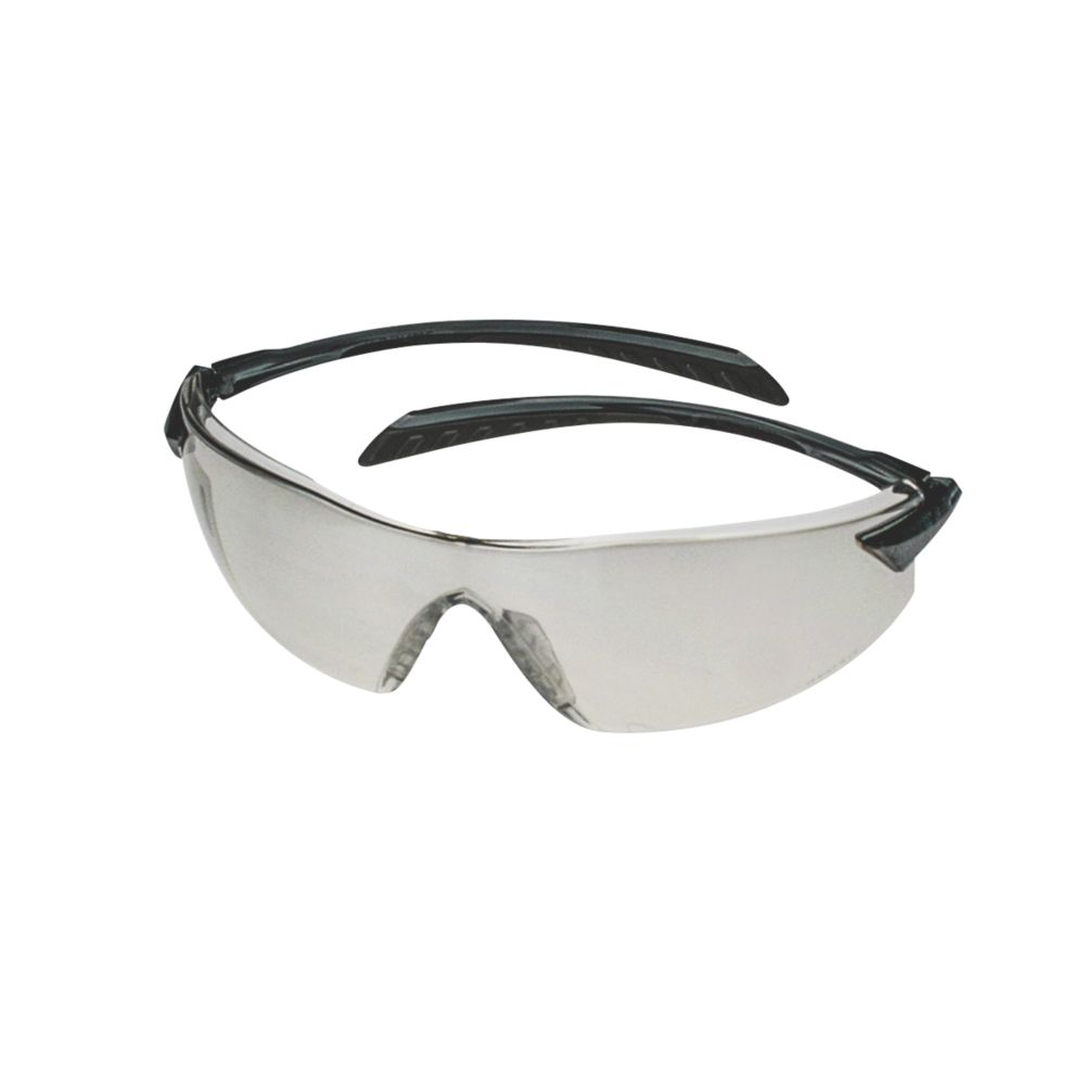Stanley Premium Frameless Lightly Mirrored Lens Safety Specs