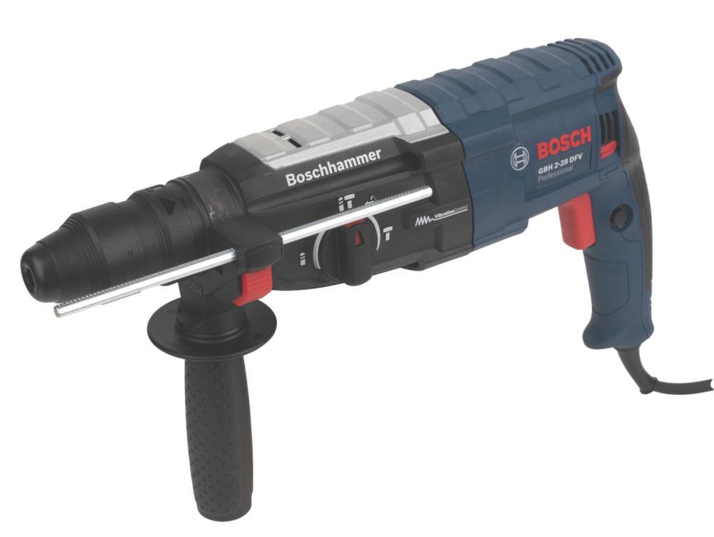 Bosch GBH 2-28DV 2kg SDS Plus Drill 110V