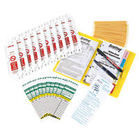 Scafftag  Laddertag Complete Tagging Kit 450 x 240mm