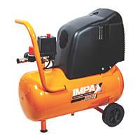 Impax OM227-24 CM2 PROE3625 24Ltr Air Compressor 230V