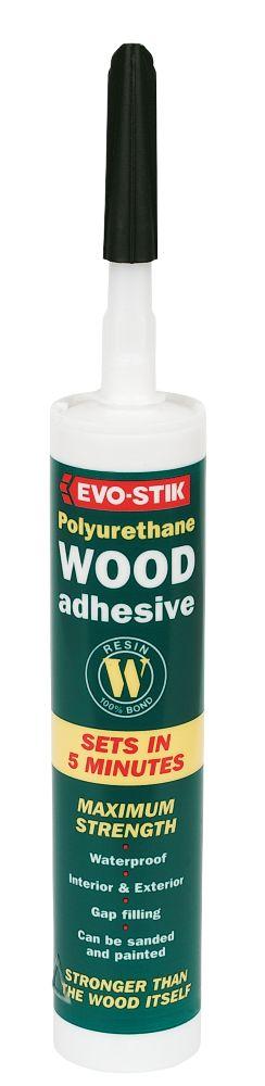 EvoStik Polyurethane Wood Adhesive 310ml