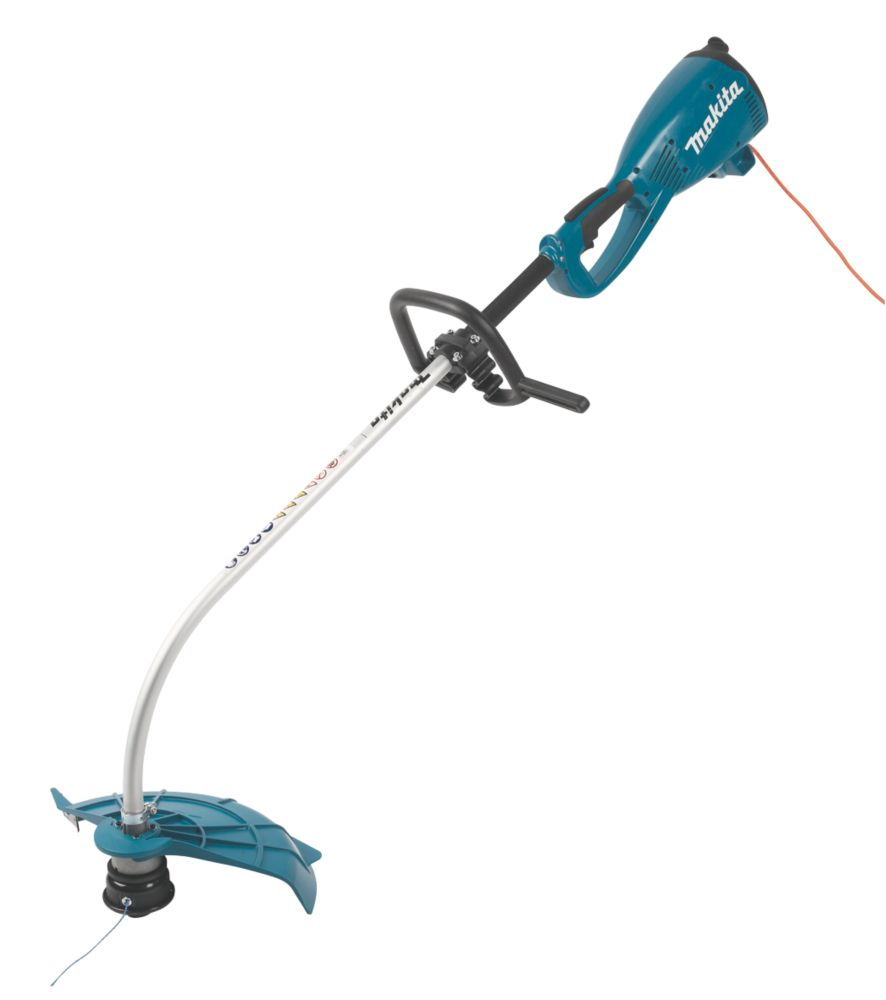 Makita UM3830/2 240V Bent Shaft Electric Line Trimmer