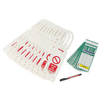 Scafftag Scaffold Tagging System Kit
