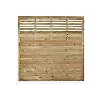 Forest Kyoto Fence Panels 1.8 x 1.8m 6 Pack
