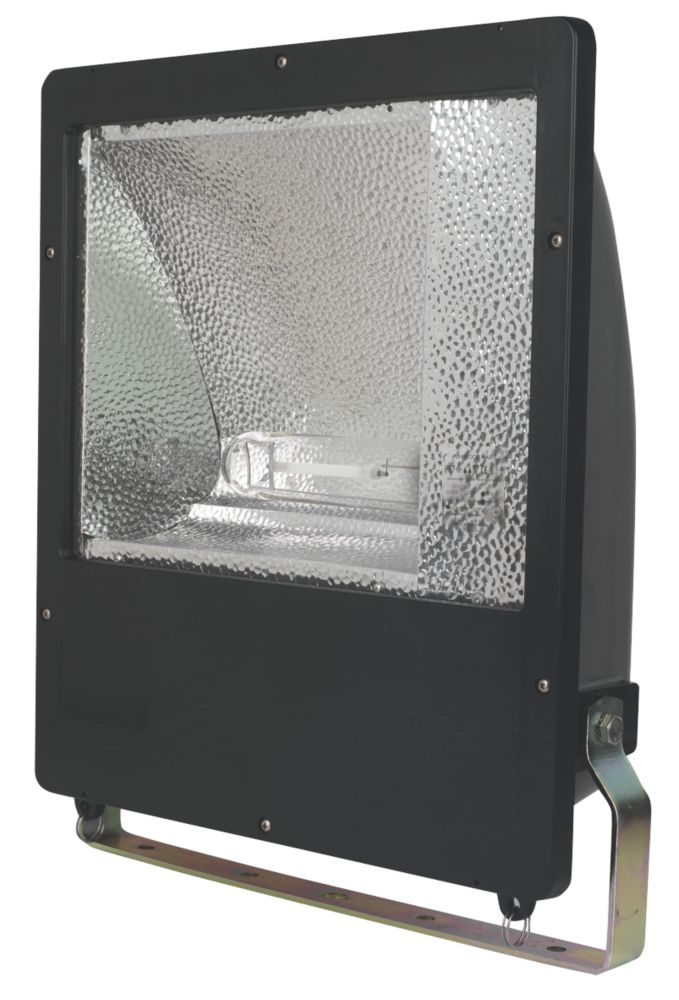 Trac UMA Maxi SON 250W Asymmetric Floodlight & Photocell