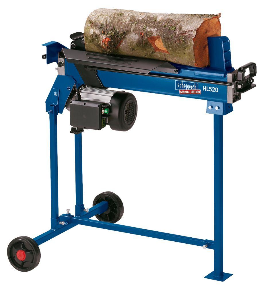 Scheppach HL520 2200W 25cm Log Splitter 240V