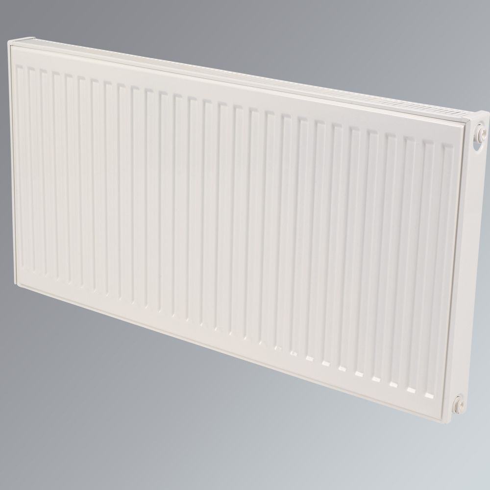 Kudox Premium Type 11 Single Panel Single Convector Radiator White 300x1000