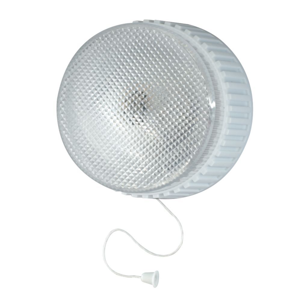 Battery Powered Pull-Cord Wall Light 3W