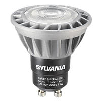 Sylvania GU10 LED Light Bulb 500lm 1050Cd 6.5W