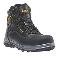 DeWalt Neutron Safety Boots Black Size 8