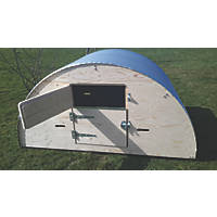 Animal Arks Mini Goat House 1.2 x 2 x 1m
