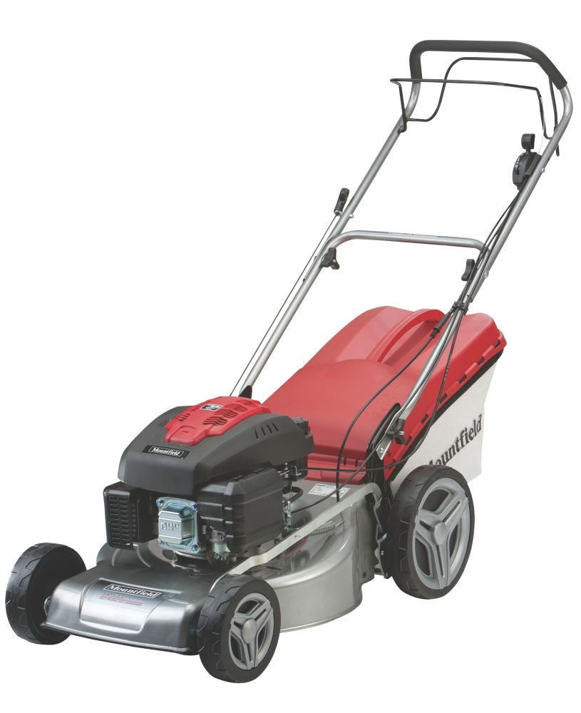 Mountfield SP533 51cm 3.41hp Self-Propelled Rotary Petrol Lawn Mower