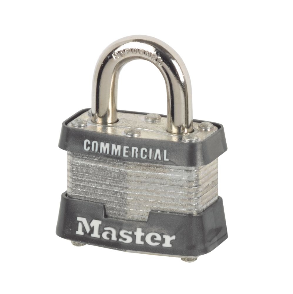 Master Lock Laminated Padlock Keyed Alike 54mm