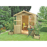 Forest Charlbury Outdoor Summerhouse 1.99 x 2.03m