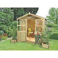 Forest Charlbury Outdoor Summerhouse 1.99 x 2.03m