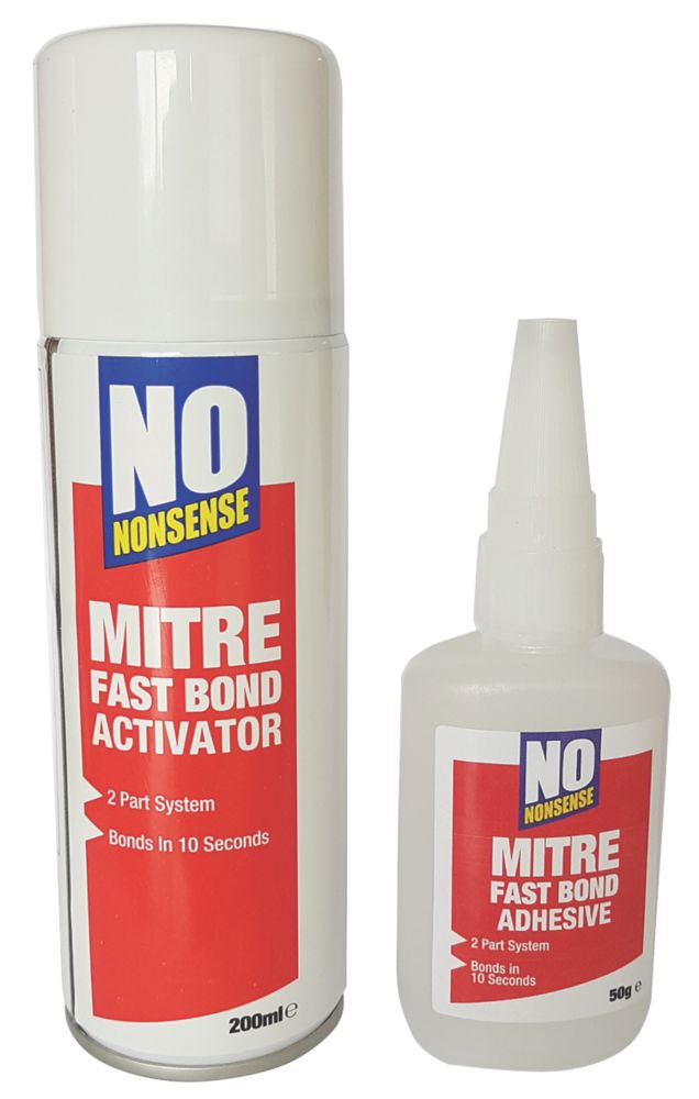 No Nonsense Mitre Adhesive 200ml