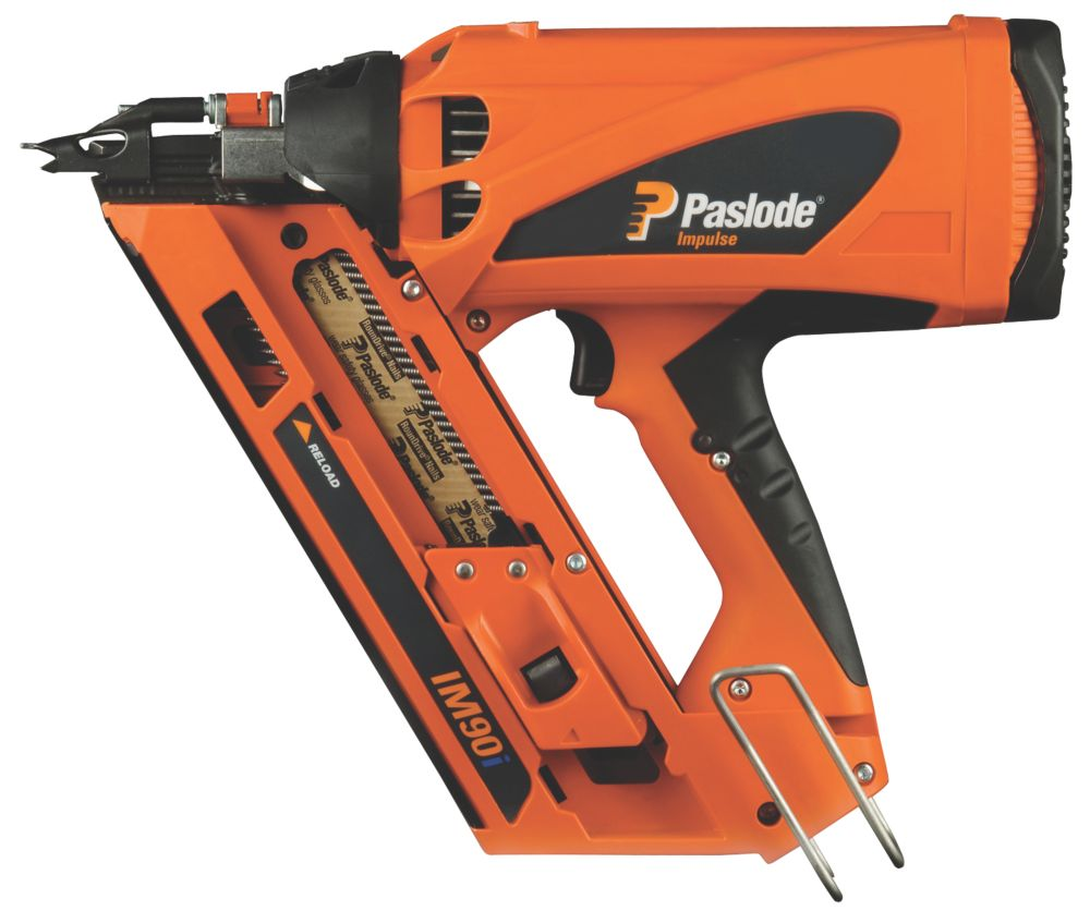Paslode IM90i 90mm Gas Framing Nailer 6V