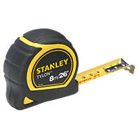 Stanley Tape Measure 8m x 25mm