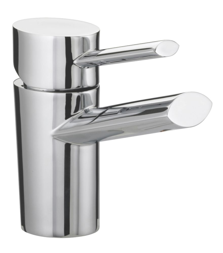 Bristan Oval Bathroom Basin Mixer Taps