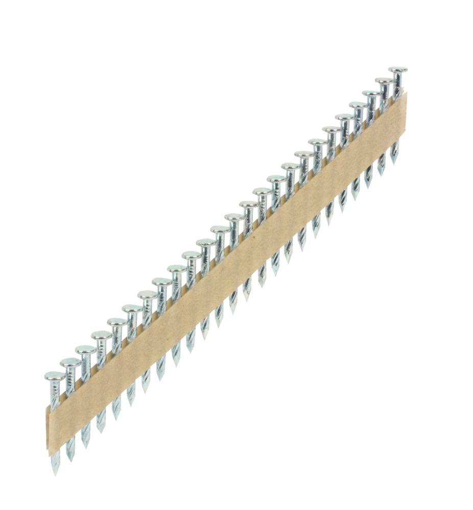 Strapshot Nails Galvanised 3.75 x 38mm Pk4000