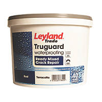 Leyland Trade Truguard Ready-Mixed Crack Repair 2.5Ltr