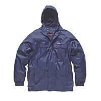 "Scruffs Pac-Away Jacket Navy  42-44"" Chest"
