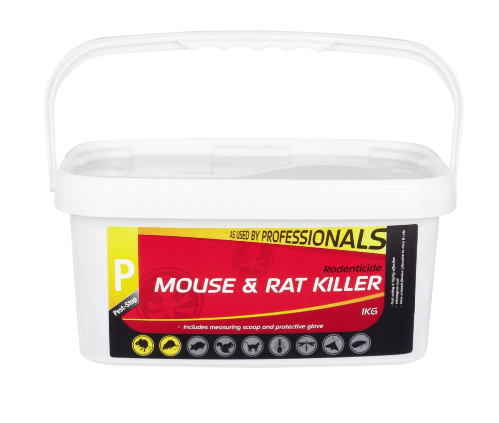 Procter Mouse & Rat Killer 1kg