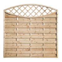 Grange Elite Eyecatcher Fence Panels 1.8 x 1.8m 7 Pack