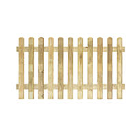 Grange Profiled Fence Panels 1.8 x 1m 5 Pack