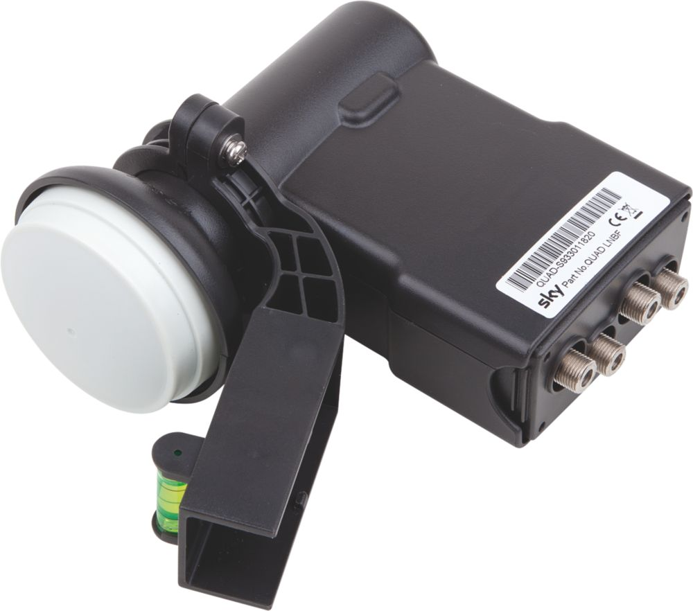 Triax Quad Clip-On LNB