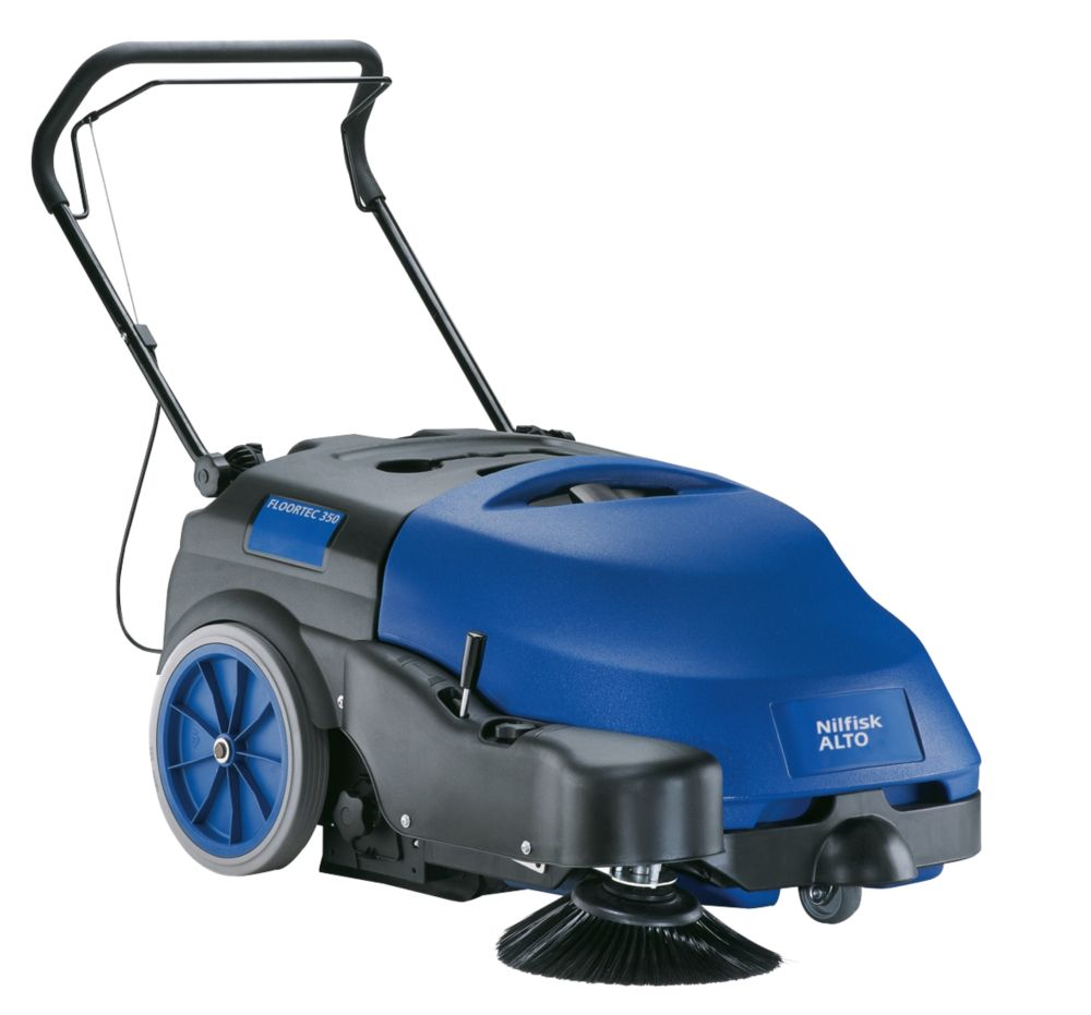 Nilfisk ALTO Floortec 350B Combi Floor Sweeper 12V