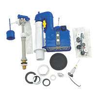 Thomas Dudley Ltd Turbo 88 Siphon Replacement Kit
