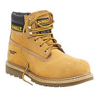 DeWalt Work Safety Boots Wheat Size 8