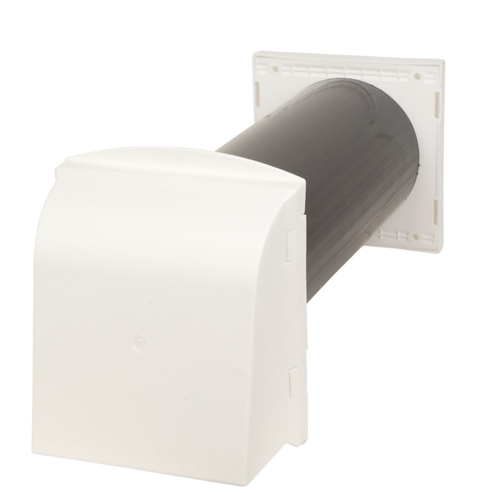 Manthorpe Core Vent White 127 x 350mm