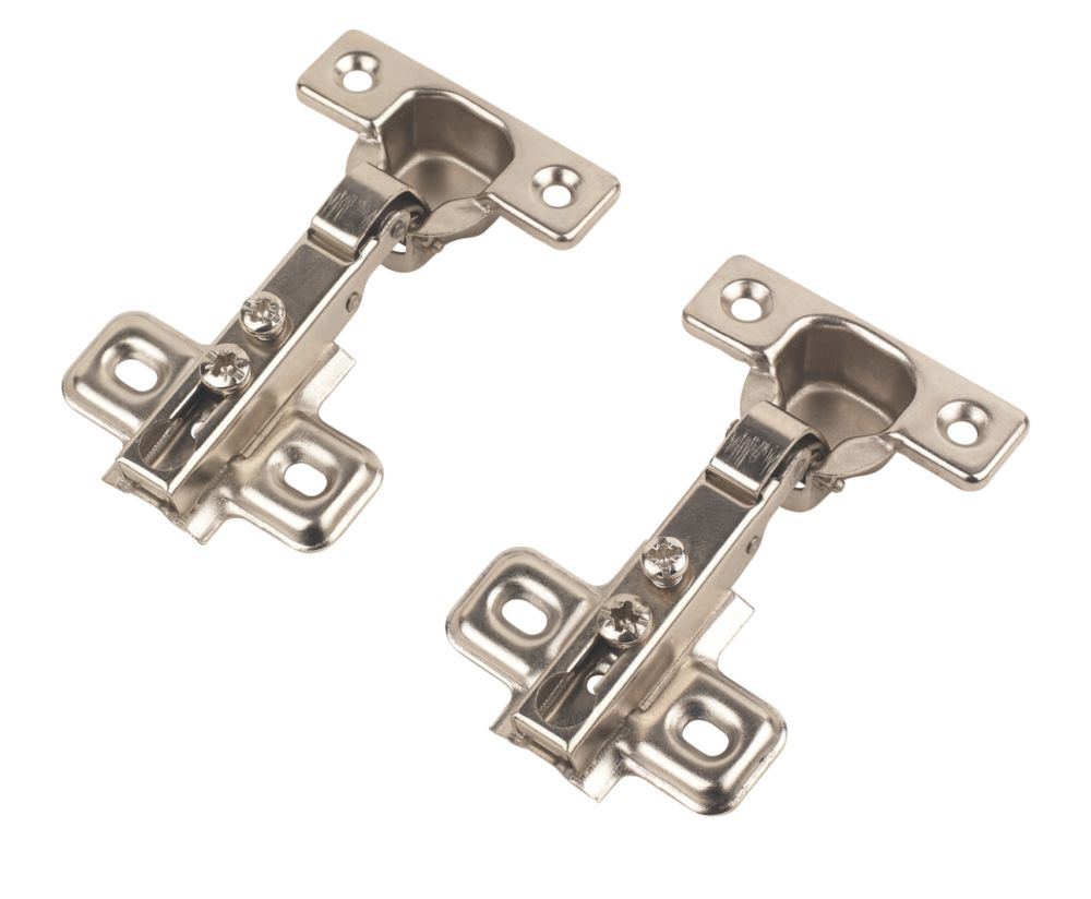 Sprung Concealed Hinges 26mm 95° Pack of 2