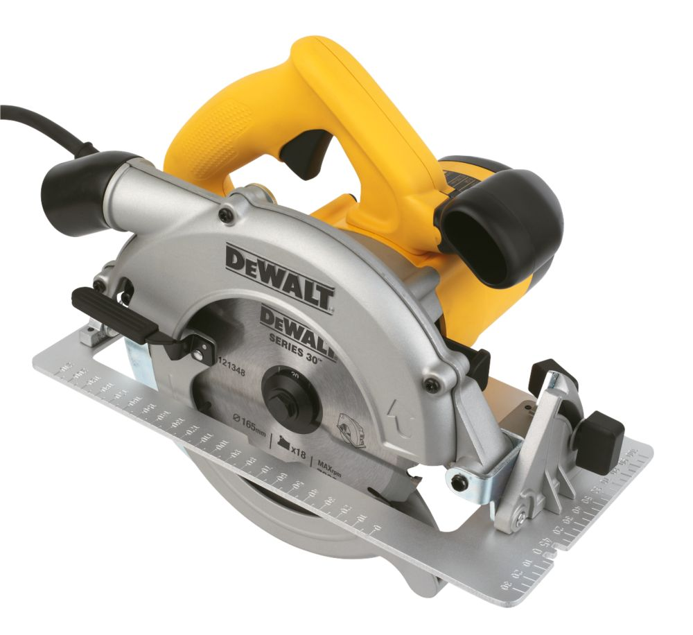 DeWalt D23550-LX 165mm Circular Saw 110V